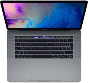 Apple Macbook Pro 2018 15 inch 512GB 16GB / Nieuwstaat