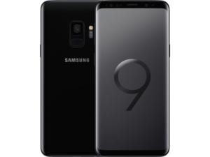 Samsung Galaxy S9 64GB Midnight Black / Zo goed als nieuw